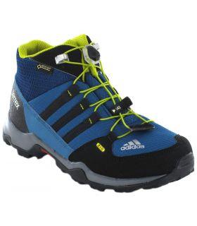 Adidas Terrex Mid Azul Gore-Tex