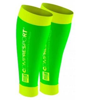 Compressport R2 Fluo Green