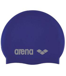 Arena Gorro Classic Silicona Junior Royal