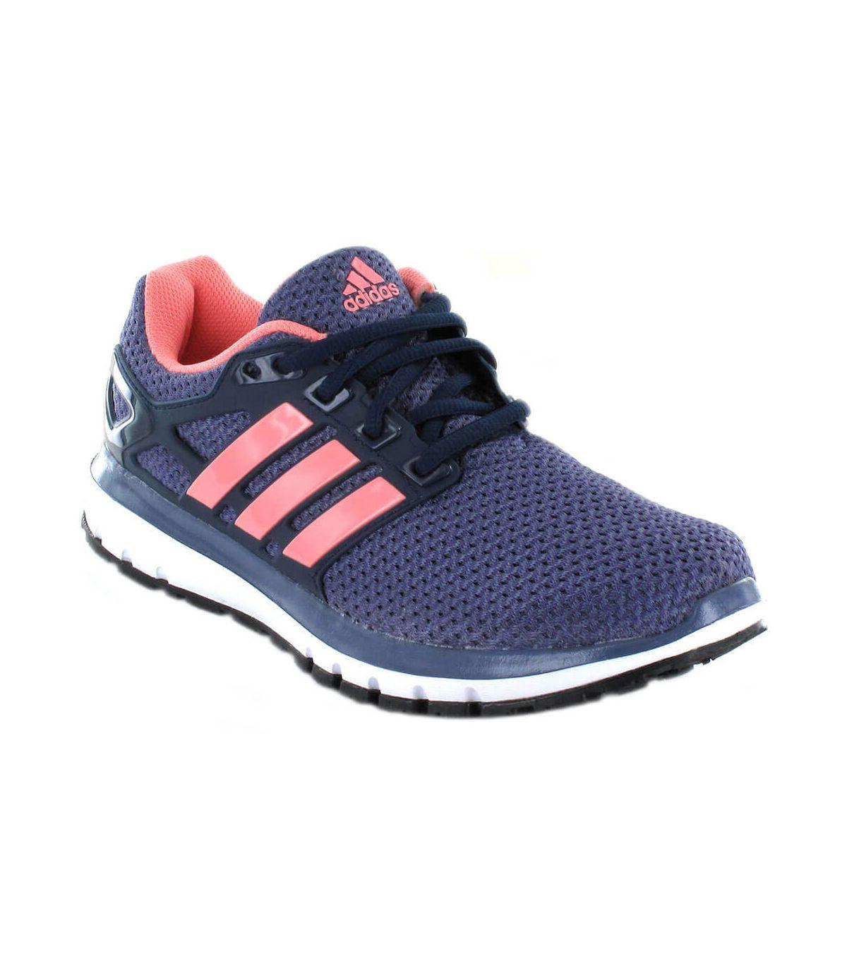 adidas energy cloud wtc zapatillas running gris calzado mujer