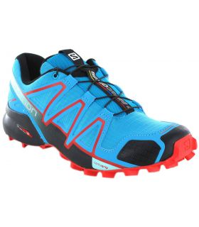 Salomon Speedcross 4 W Azul