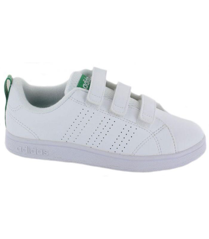 Infantil Deportes Viento  Adidas VS Advantage Clean Velcro