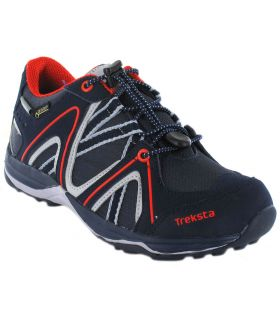 Treksta Sage Lace Low Azul Gore-Tex