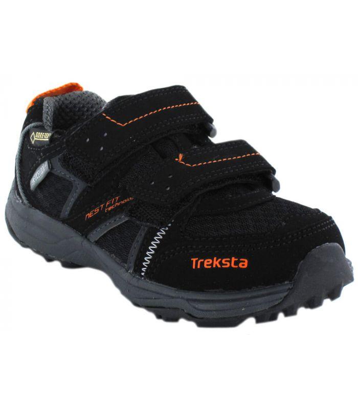 Treksta Speed Velcro Low Gore-Tex - Zapatillas Trekking Niño