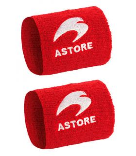 'astore Double Wristband Red