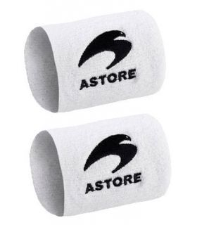 'astore Double Wristband White