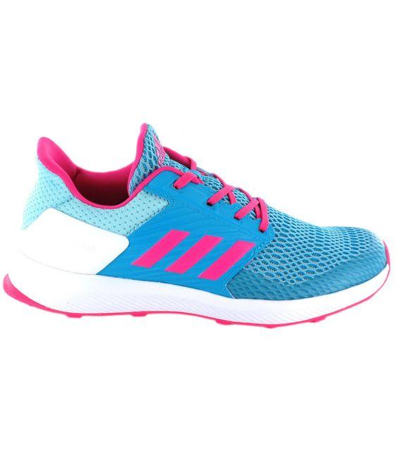 Adidas RapidaRun K Vert