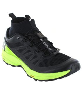 Salomon XA Enduro Salomon Zapatillas Trail Running Hombre Zapatillas Trail Running Tallas: 40 2/3, 42, 46; Color: negro