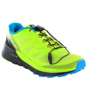 Salomon Sense Pro Max Salomon Zapatillas Trail Running Hombre Zapatillas Trail Running Tallas: 44, 46, 44 2/3; Color: