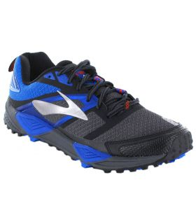 Brooks Cascadia 12 Gris
