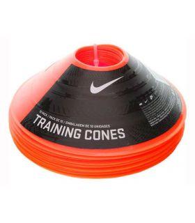 Nike pack 10 Conos Entrenamiento Naranja