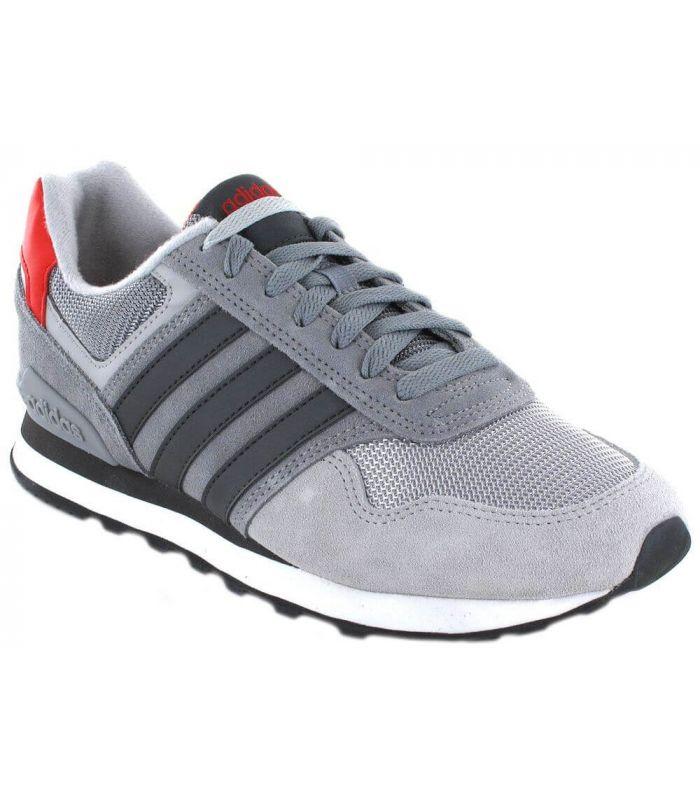 Crudo Acelerar Con otras bandas  لا يمكن النجار رصيف adidas 10k grey running shoes - skazka-devonrex.com