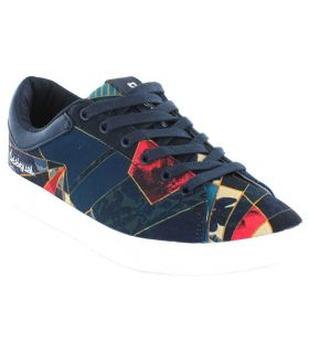 Desigual Court Patch Denim