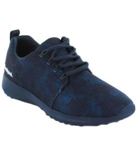 Desigual Upper Ribstop Dark Denim