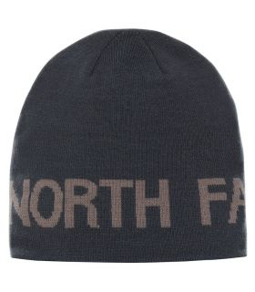 The North Face Gorro Reversible Banner Falcon Brown The North Face Gorros - Guantes Textil montaña