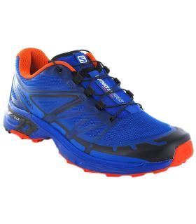 Salomon Wings Pro 2 Blue