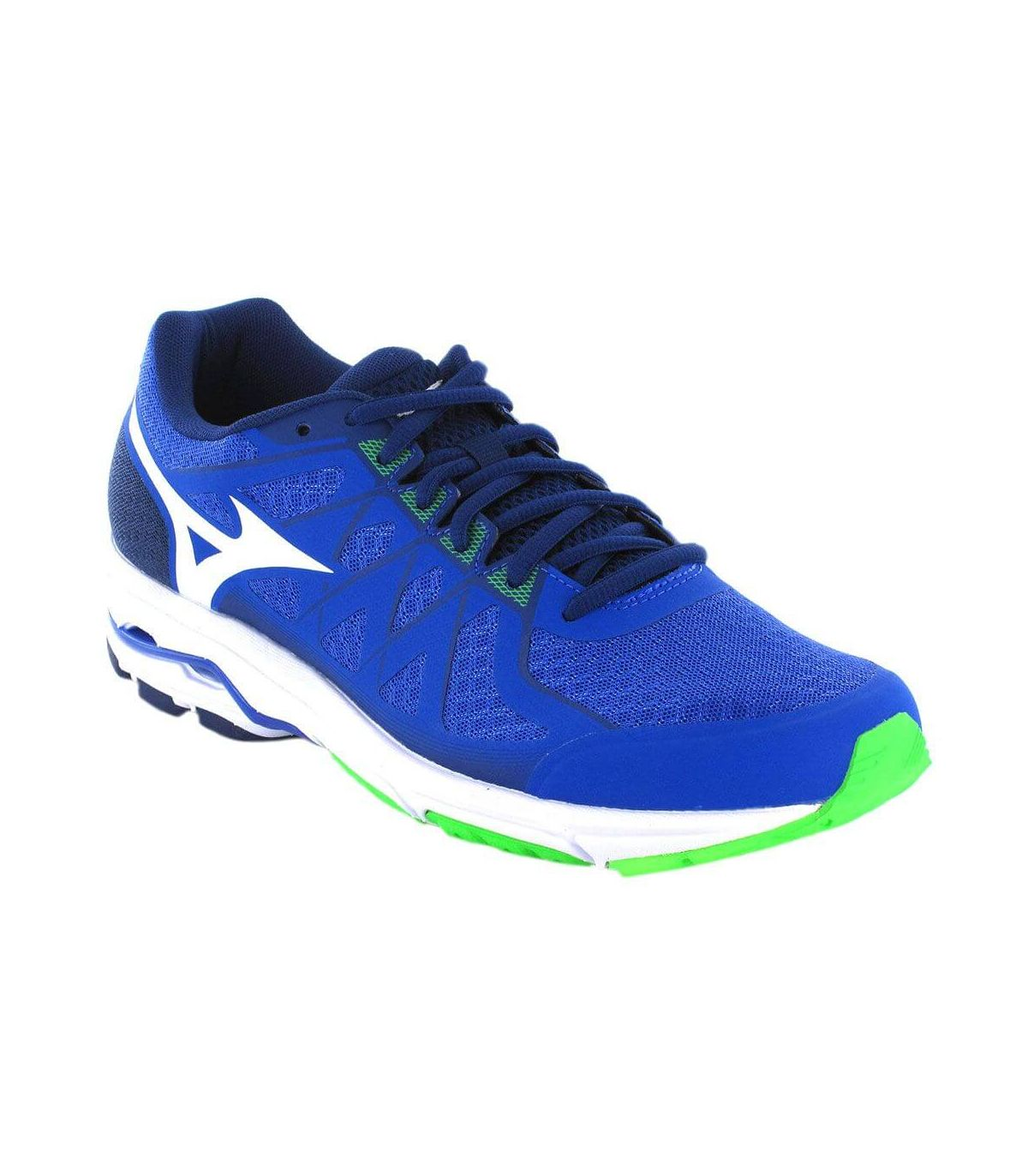 Mizuno Wave Unitus 4 Mizuno Zapatillas Running Hombre Zapatillas Running Tallas: 42, 42,5, 43, 44, 44,5, 46; Color: azul