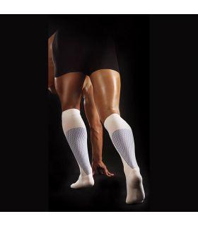 Calcetin Medilast Atletismo Blanco - Calcetines Montaña