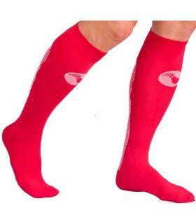 Calcetin Medilast Atletismo Rojo - Calcetines Montaña - Medilast xl, l