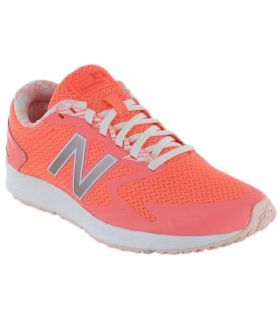 New Balance WFLSHLF2 New Balance Calzado Casual Mujer Lifestyle Tallas: 36, 36,5, 37,5, 38, 40, 40,5, 41; Color: rosa