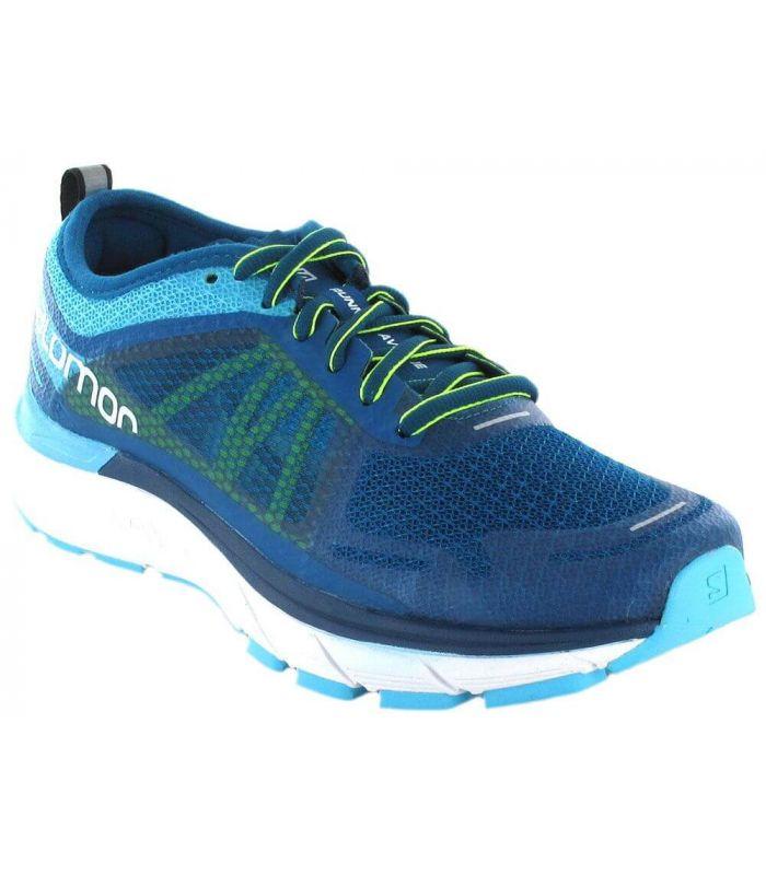 Salomon Sonic RA Max W Salomon Zapatillas Running Mujer Zapatillas Running Tallas: 38, 39 1/3, 40, 41 1/3; Color: azul