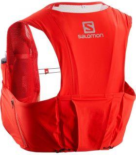 Salomon S-Lab Sense Ultra 8 Set Rojo