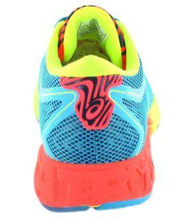 Asics Noosa FF W Asics Zapatillas Running Mujer Zapatillas Running Tallas: 37,5, 39,5; Color: azul claro