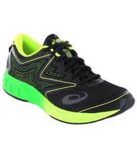 Asics Noosa FF Negro Asics Zapatillas Running Hombre Zapatillas Running Tallas: 41,5, 42,5, 43,5, 44, 44,5; Color: negro