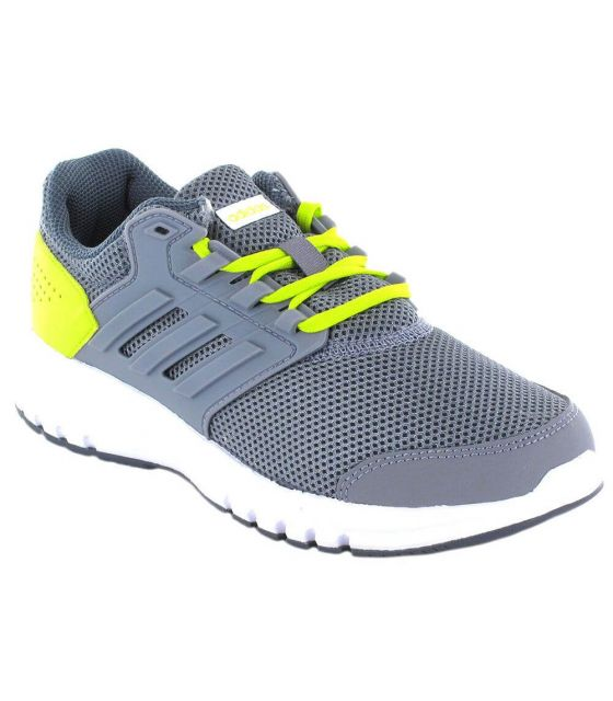Adidas Galaxy 4 K Gris Adidas Zapatillas Trail Running Junior Zapatillas Trail Running Tallas: 30,5; Color: gris