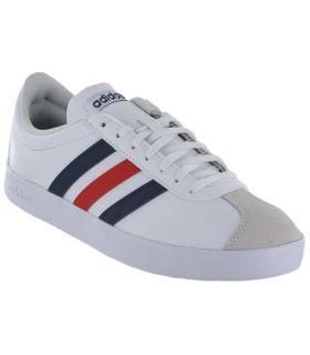 sports shoes ce420 547f5 Adidas Adidas VL-Domstolen 2.0 Hvit