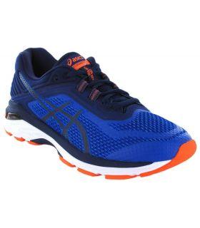 Asics GT 2000 6 Azul Asics Zapatillas Running Hombre Zapatillas Running Tallas: 40,5; Color: azul