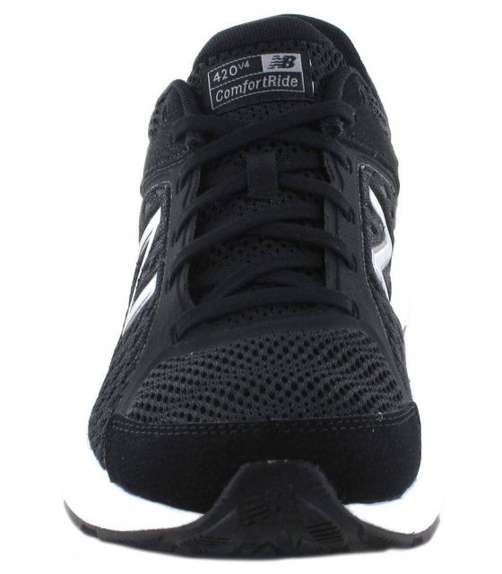 New Balance M420LK4 New Balance Zapatillas Running Hombre Zapatillas Running Tallas: 41,5, 43, 44,5, 45; Color: negro
