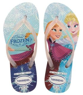 Havaianas Kids Slim Princess Sandalias / Chancletas Calzado