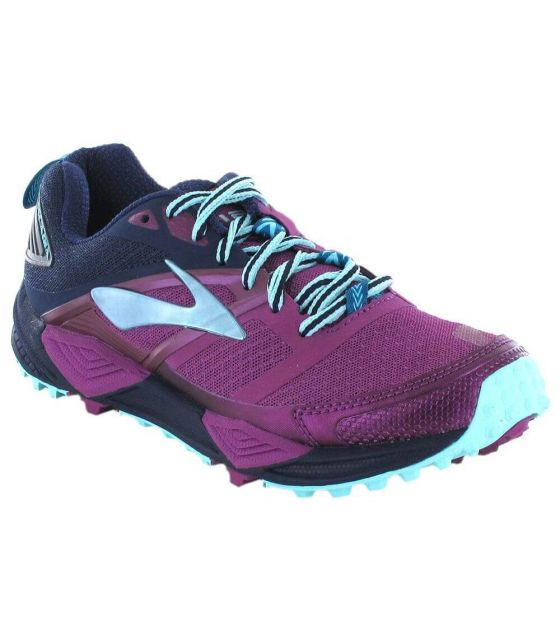Brooks Cascadia 12 W Purple