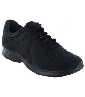 Nike Revolution 4 002 Nike Zapatillas Running Hombre Zapatillas Running Tallas: 40,5, 45,5, 46; Color: negro