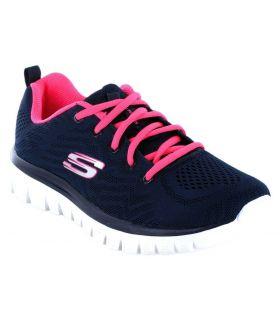 Skechers Get Connected - Calzado Casual Mujer - Skechers azul 41