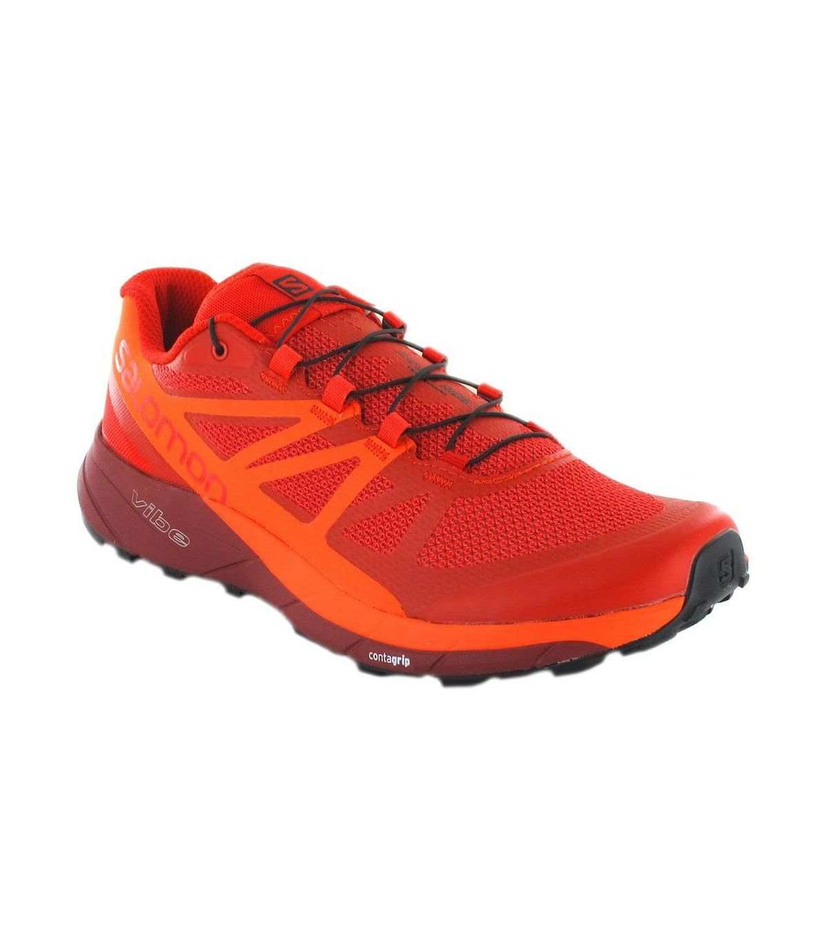 Salomon Sense Ride Naranja Salomon Zapatillas Trail Running Hombre Zapatillas Trail Running