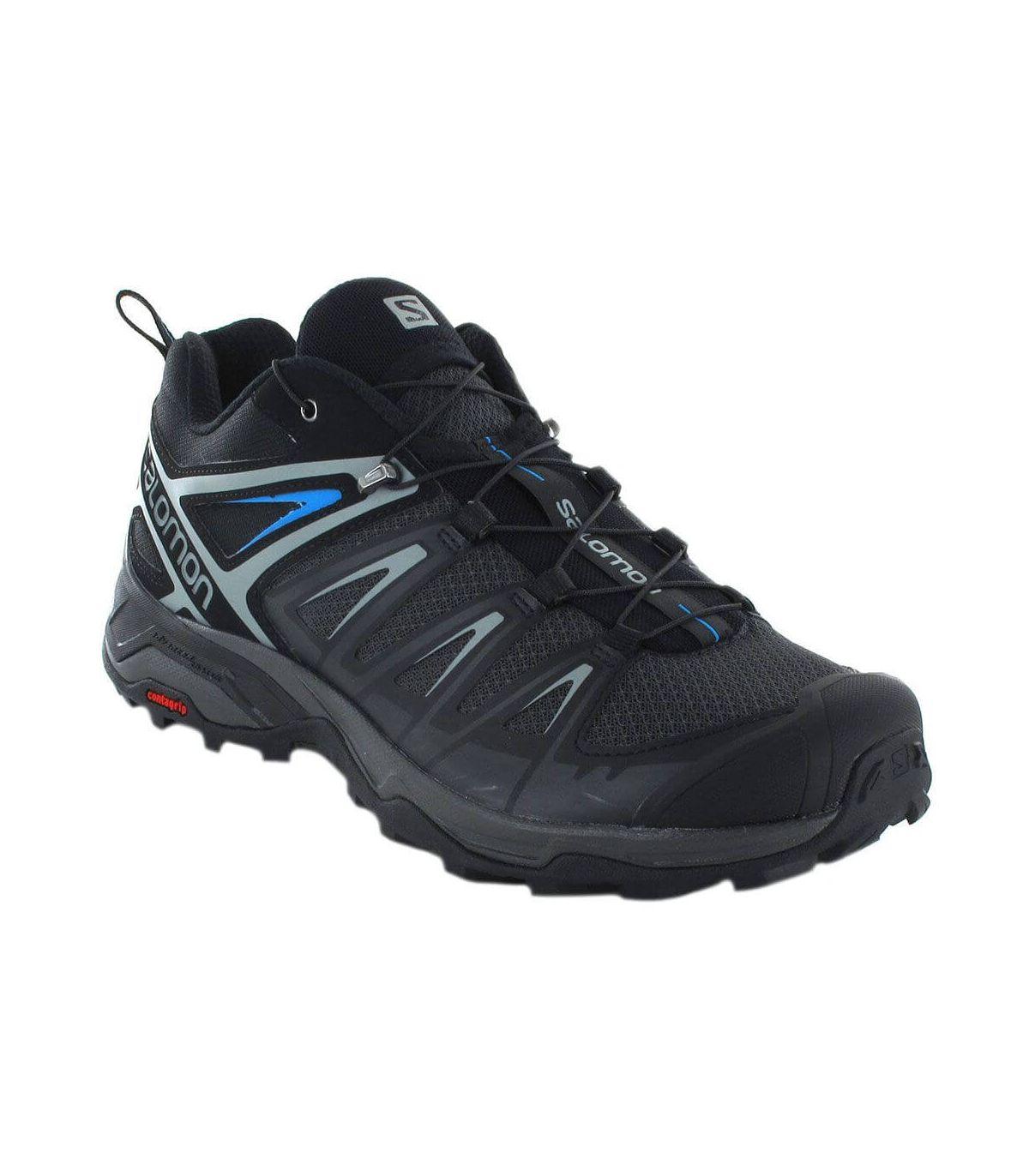 Salomon X Ultra 3 Salomon Zapatillas Trekking Hombre Calzado Montaña Tallas: 40 2/3, 41 1/3, 42, 42 2/3, 43 1/3, 44, 44