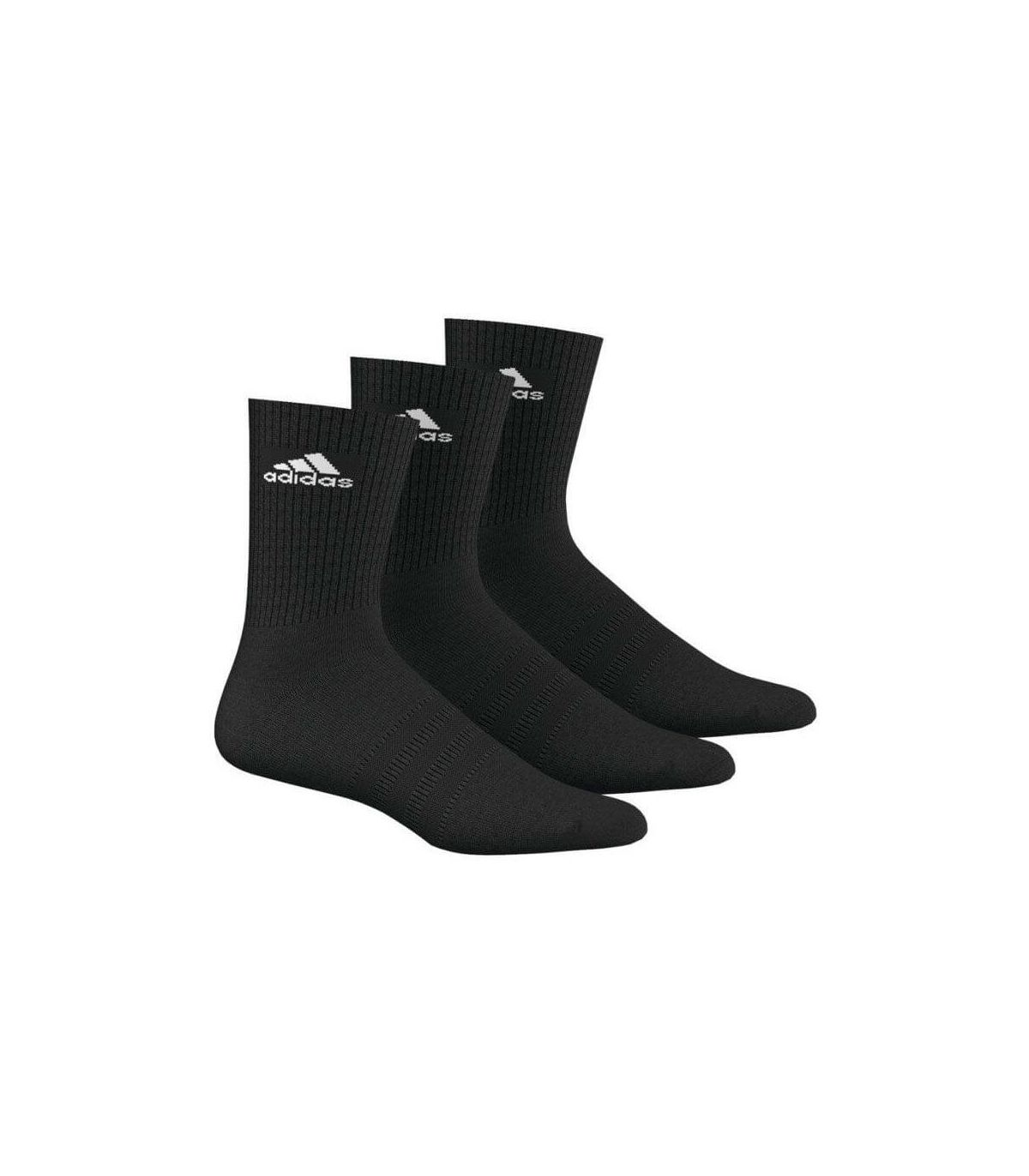 Adidas 3S Performance Ankle Half Negro Adidas Calcetines Running Zapatillas Running Tallas: 35 / 38; Color: negro
