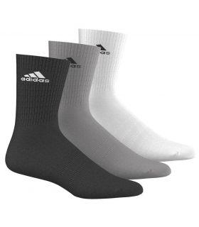 Adidas 3S Prestanda Vrist Hälften Multi