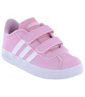 Adidas VL Court 2.0 CMF I Rosa