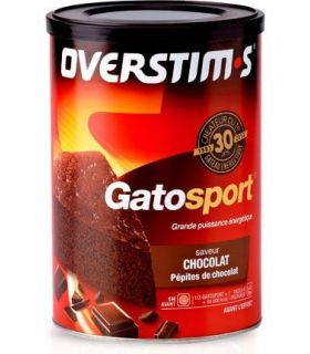 Overstims Gatosport Chocolate Brownie Nuez