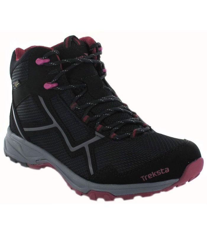 Treksta Bota 102 Mid W Gore-Tex TrekSta Botas de Montaña Mujer Calzado Montaña Tallas: 37, 38, 39, 40, 41, 37,5; Color: