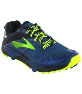 Brooks Cascadia 12 Blå