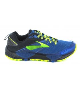 Brooks Cascadia 12 Azul