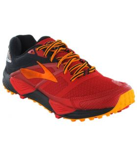 Brooks Cascadia 12 Röd