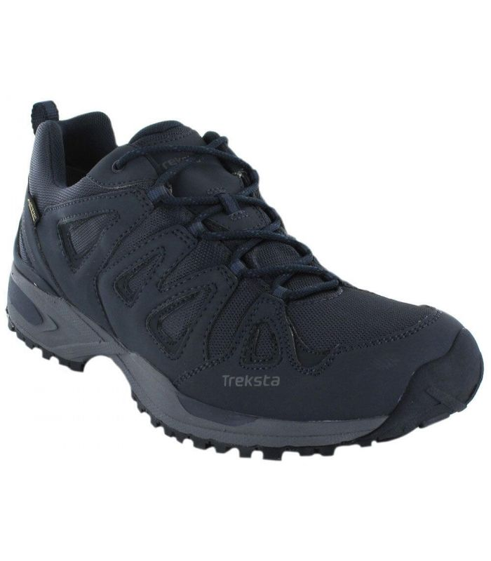Treksta Snowy Lace Low Blue Gore-Tex