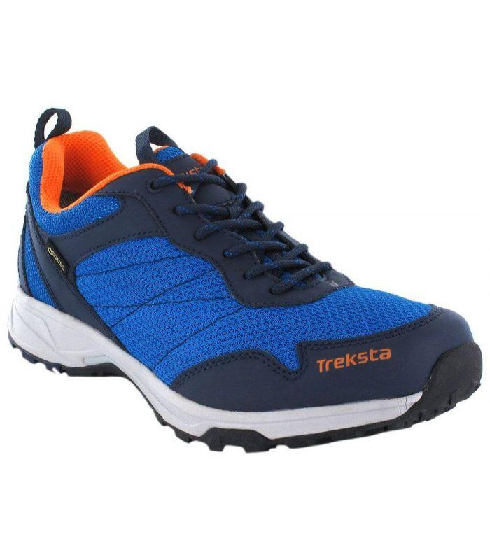 Treksta Star 101 Azul Gore-Tex TrekSta Zapatillas Trekking Hombre Calzado Montaña Tallas: 45, 46; Color: azul