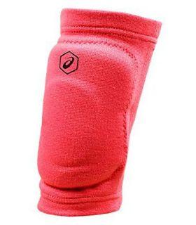 Asics Gel Kneepad Asics Accesorios Balonmano Balonmano Tallas: s, l; Color: rosa