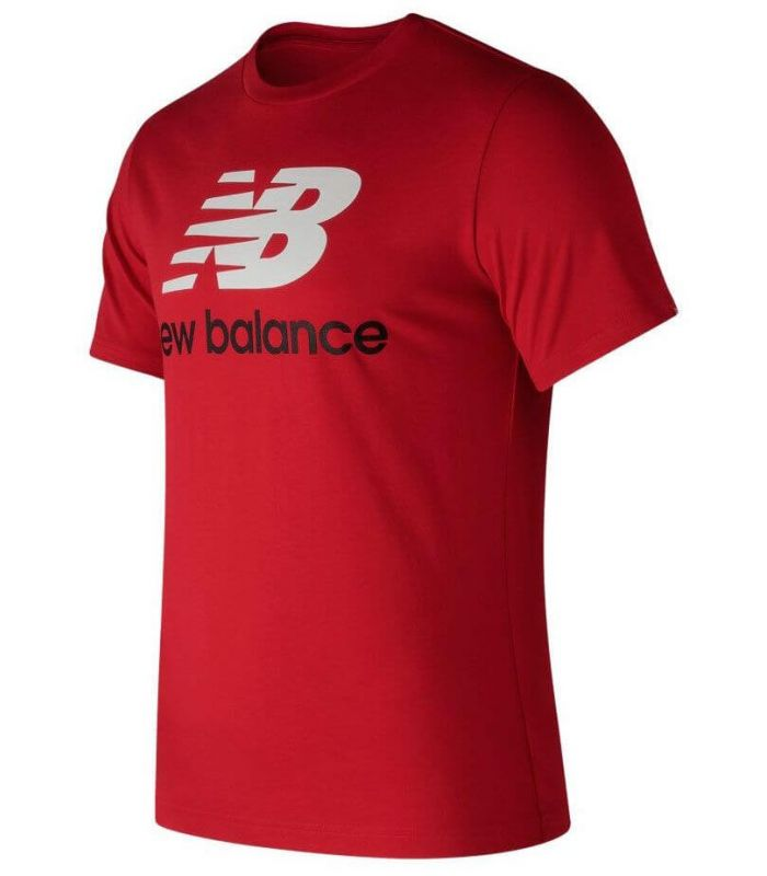 New Balance Essentials Stacked Logo NBS